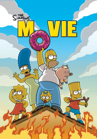 The Simpsons Movie The Big Cartoon Wiki