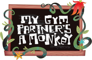 My Gym Partner's a Monkey Logo.png