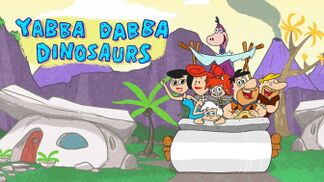 Yabba-Dabba Dinosaurs - Fred and the Gang.jpg